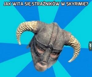 Coś dla fanów Skyrima