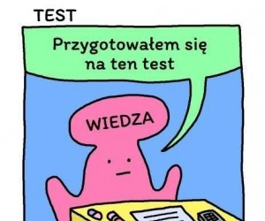 Historia testu i wiedzy