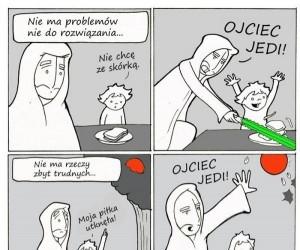 Dziecko Jedi, brzmi znajomo