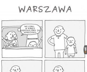 Warszawa taka piękna