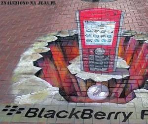 Reklama Blackberry