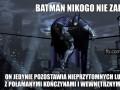 Logika gier z Batmanem