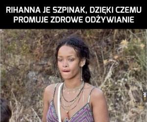 Rihanna wie, co dobre