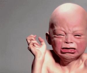 Gdy przypadkiem dotknę gumy pod biurkiem