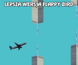 Lepsza wersja Flappy Bird