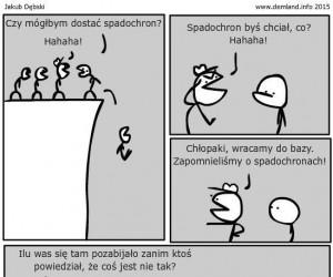 Spadochrony