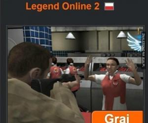 Żałosne reklamy Legend Online