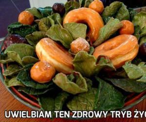 Trochę zieleniny i wszystko jest fit