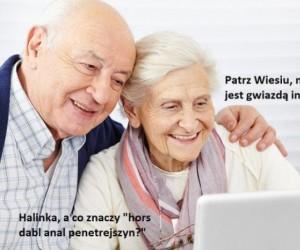 Dumni dziadkowie