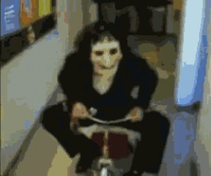 Zły rowerek