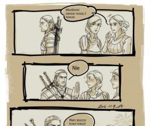 Zawsze trzy miecze!