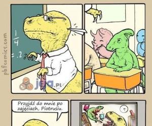 Nie zadzieraj z nauczycielem