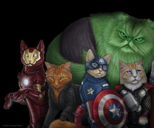 Catvengers do boju!