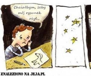 Dziecięce marzenie