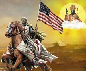 Trump jedzie odbić Jerozolimę