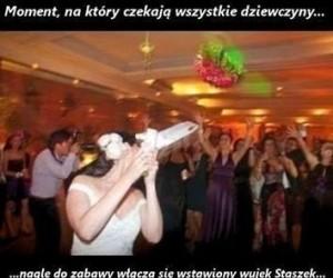 Wujek Staszek is love