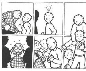 Komiksowa logika
