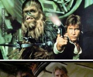 Chewbacca i Han wrócili!