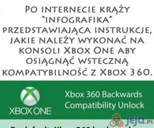 Hackowanie Xbox One
