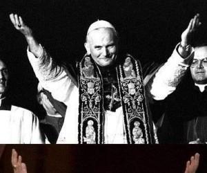 Powitanie Papieża