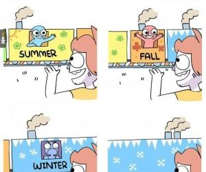 Zima taka jest