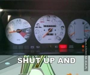 Dawaj mię to do auta!
