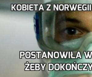 Kobieta z Norwegii wyleczona z Eboli