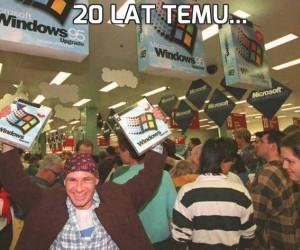 20 lat temu...