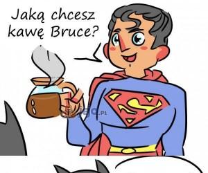 Jaką chcesz kawę?