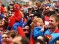 Najwięcej superbohaterów w jednym miejscu