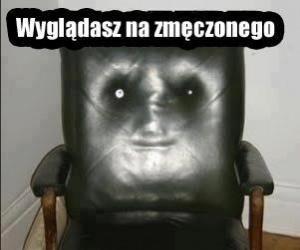 Troskliwy fotel