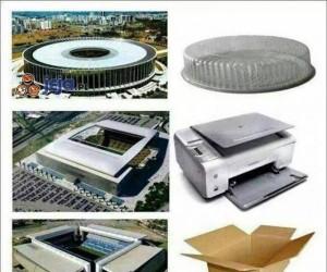 Brazylijskie stadiony i ich inspiracje