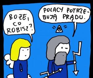 Polacy potrzebują prądu