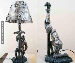 Rycerska lampa