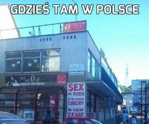 Gdzieś tam w Polsce