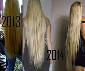 """""""Prawdziwa kobieta musi mieć długie włosy"""""""