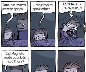 Magneto vs Mjolnir
