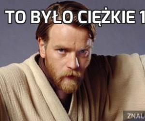 To było ciężkie 19 lat dla Obi Wana...