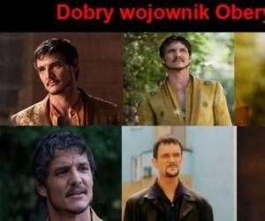 Dobry wojownik Oberyn