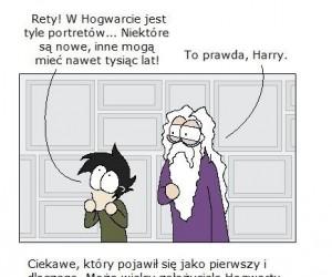 Portrety Hogwartu