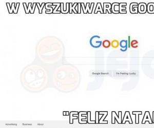 W wyszukiwarce Google wpisz