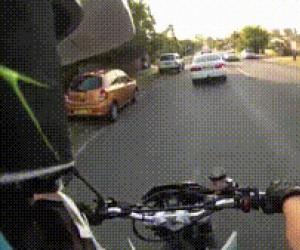 Na drodze nigdy nie jest bezpiecznie
