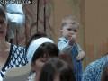 Dzieciak czuje muzę