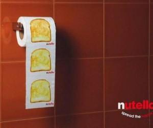Chyba już nie będę jadł Nutelli...
