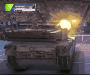 Djokovic vs Abrams