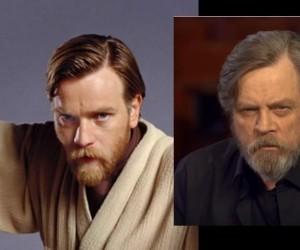 Mark Hamil wygląda jak starszy Obi-Wan