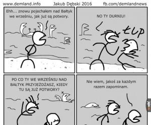 Bałtyk we wrześniu