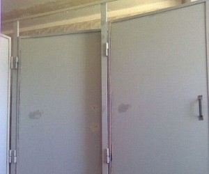 Innowacyjna toaleta