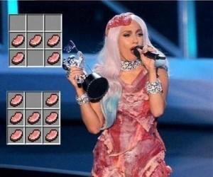 Lady Gaga i Minecraft