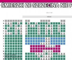 Śmieszki ze Szczecina nie próżnują